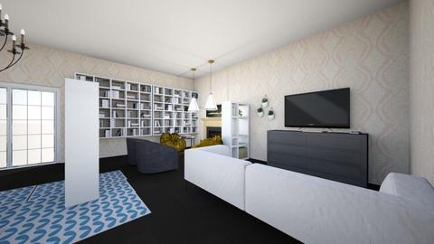Bedroom v2 - Eclectic - Bedroom  - by bailylfc