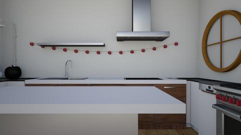 Big papa pey kitchen - Kitchen  - by pbadams799