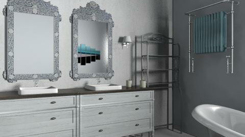 završno kupatilo - Vintage - Bathroom  - by matejazo