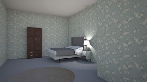 Modern Bedroom - Modern - Bedroom - by gingaxninja