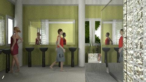 WomenOnly - Modern - Bathroom  - by decorj