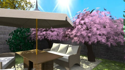 Garden - Classic - Garden  - by Jenny_Gon_023