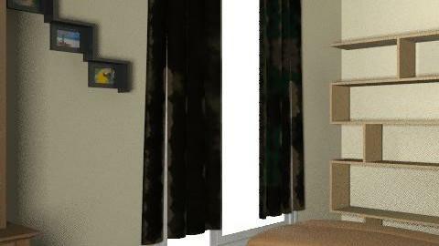 dddddd - Eclectic - Bedroom - by xbethx07