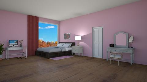 Dream room contest remix - Modern - Bedroom  - by 29catsRcool