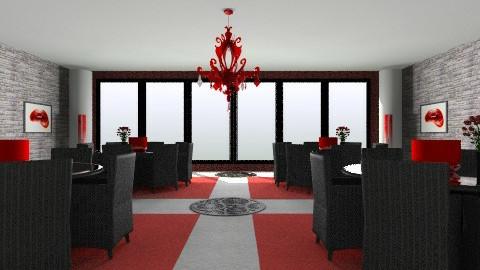 Italian Restaurant VIP - Glamour - by caleblords