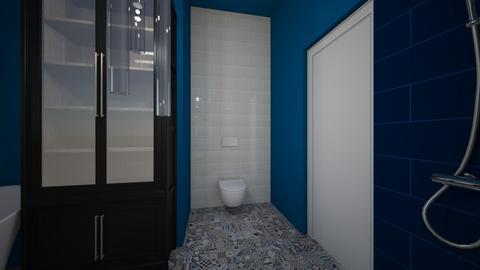 Lazienka - Bathroom - by Bartek1991