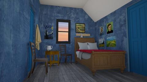 Van Gogh 1 - Kids room  - by Gab71892