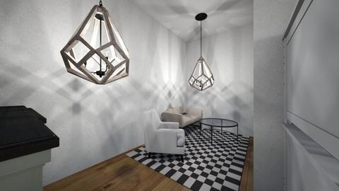 New room  - by Scarlita