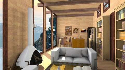 apartman - Modern - by tita