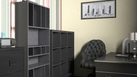 My dream office - Glamour - Office  - by siobhana1991