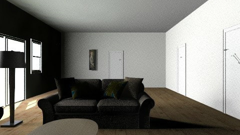 rania is home - Vintage - Living room  - by ahmad barghouthy