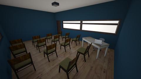 salon  - by brandon_barajas