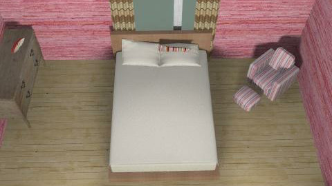 carolpsmatos - Country - Bedroom  - by joanacarolina