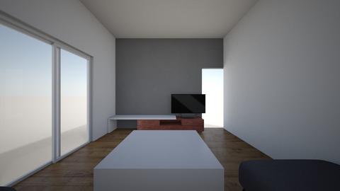 Gherga Camelia Loredana - Living room  - by camylore