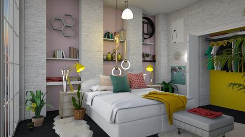 Colors - Bedroom - by jo0207