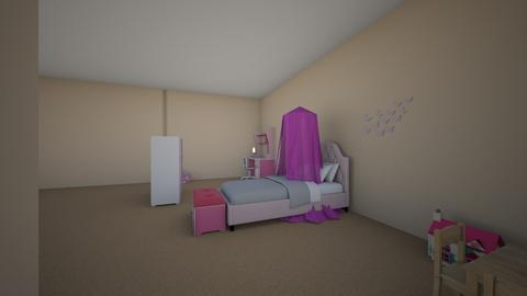 Kids Bedroom - Kids room  - by isabellamoss545