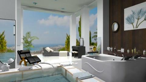 Massage bath tub - Modern - Bathroom - by milyca8