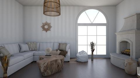 chilled livingroom - Living room  - by myz_design