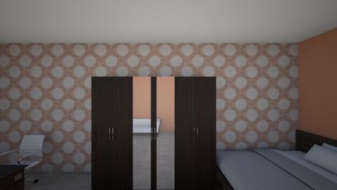 chairman room - Minimal - Living room  - by ashu23