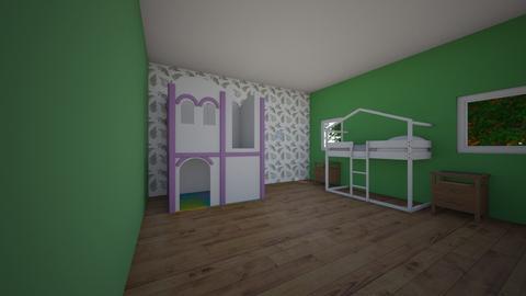 kids room - by ajhsiucgiclgl