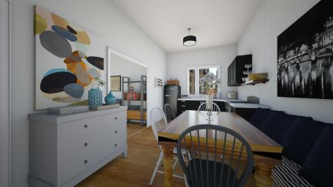 Stockholm - Modern - Kitchen  - by martinabb