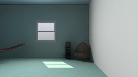 Garthfolds room - Rustic - Bedroom  - by cookieluver