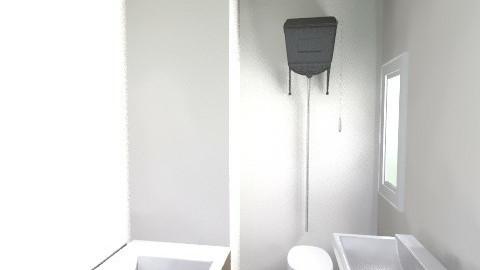 77bathroom - Vintage - Bathroom  - by flat77