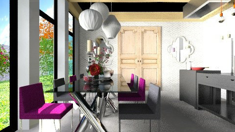Mix_Match Kitchen - Eclectic - Kitchen  - by 3rdfloor