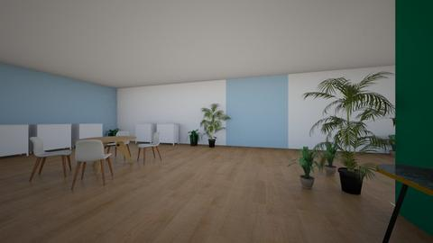 KwadrO Rumst - Modern - Office - by annesophiealen