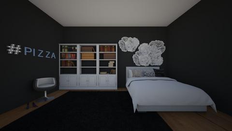 Teenage Girls Bedroom - Glamour - Bedroom  - by BaylorBear