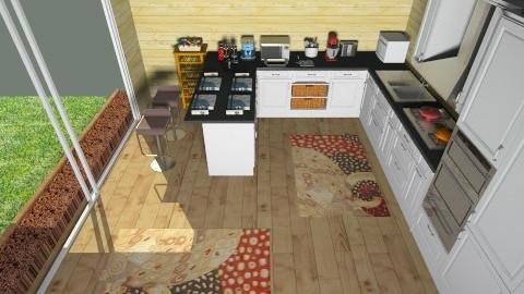 Mutfak123 - Eclectic - Kitchen  - by fatih deniz