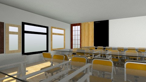 Classroom 1c - Classic - Office  - by Kognosko
