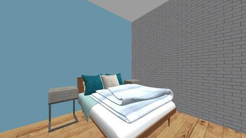 My Dream Room - Bedroom  - by MarliseA29