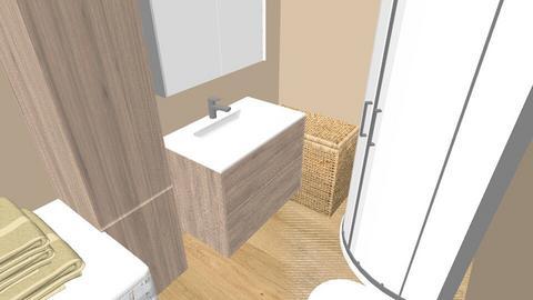 Bathroom - Modern - Bathroom - by TAMARA023