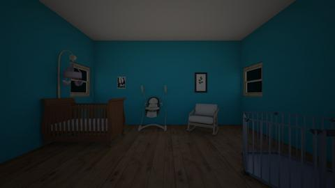 Baby boys room - Kids room - by rayventhings