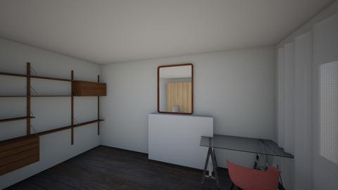 logeerkamerlg3 - Bedroom  - by kristellau