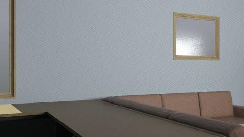 Zena's Office - Minimal - Office  - by ZHenriquez