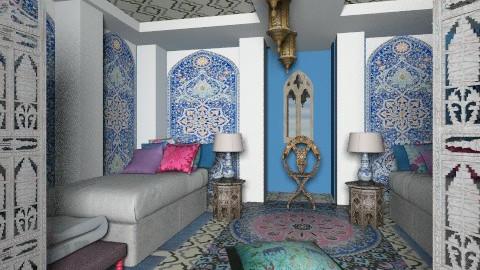 shexerezada - Eclectic - Bedroom  - by chania