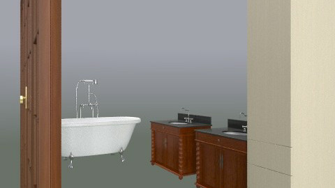parsons - Eclectic - Bathroom  - by candife