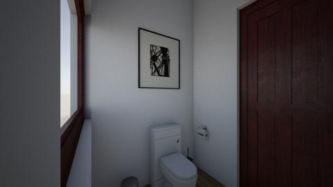 Estructura hotelera - Classic - Dining room - by juan luis cantorin quinteros