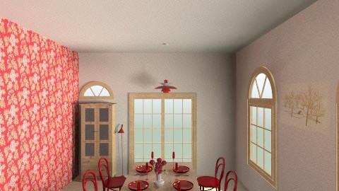basic diningroom - Dining room - by elnor