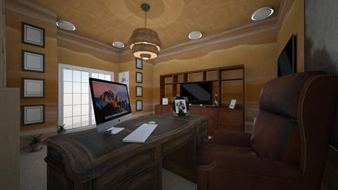 office - Country - Office  - by dwayne_design
