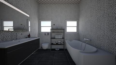 cozy bathroom - by kkd27