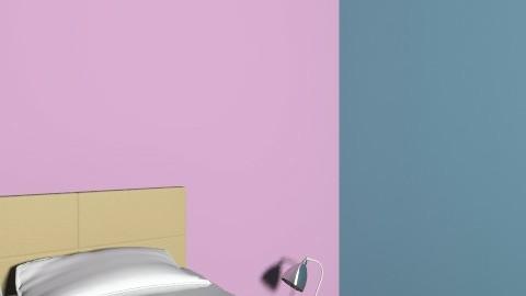 master - Retro - Bedroom  - by sarasaritafrbr