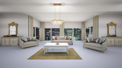 posher - Living room - by block44