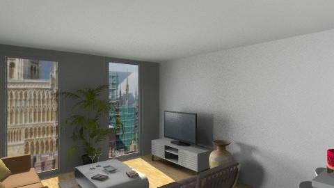 Living room upgrade 2 - Retro - Living room  - by jaypee82