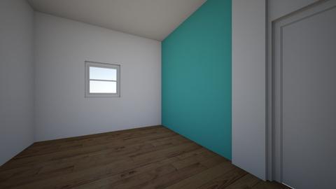 habitacion - Bedroom  - by moritoyluna1