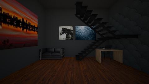 hallway - Classic - by arichard25