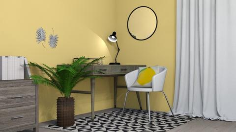 lemon fruit project - Office  - by ashmak