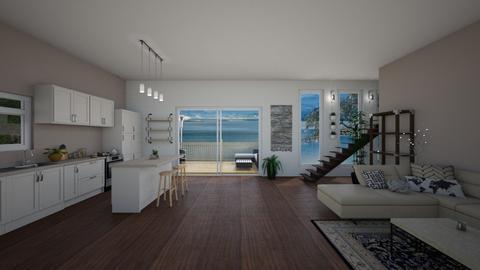 Nondescript livingroom - Living room - by RhonaFiles